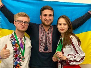 Українські учні перемогли на міжнародному конкурсі
