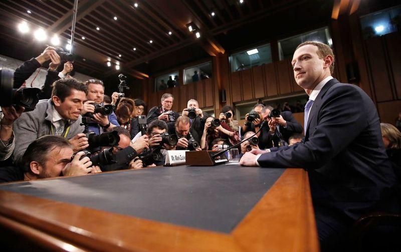 Символ вибачення: Марк Цукерберг вибачився і розбагатів на $ 2,8 млрд