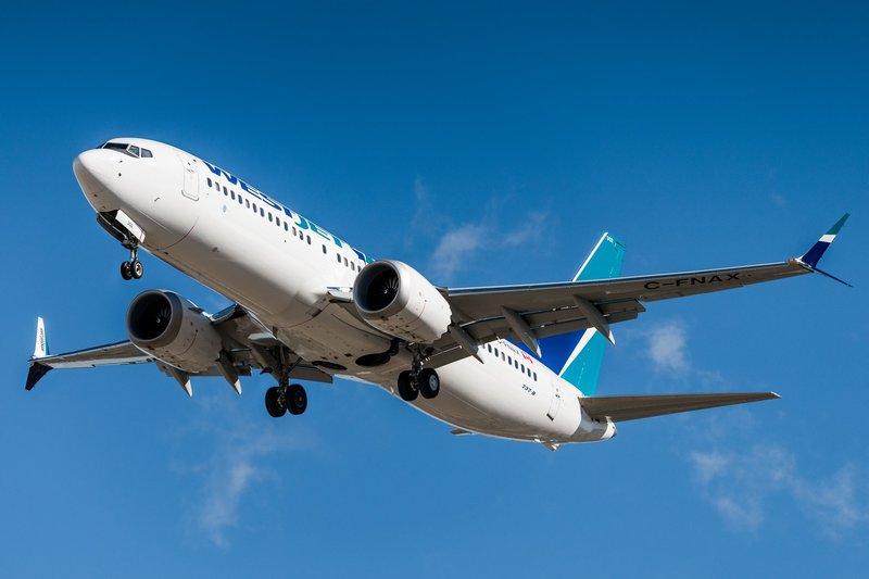 США відмовились зупиняти експлуатацію літаків Boeing 737 Max