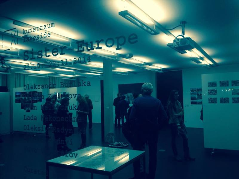 В Австрії відкрилася виставка сучасного мистецтва  з України