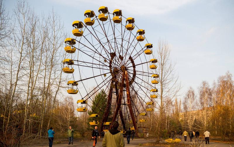 Білорусь допоможе Україні розвивати чорнобильський туризм