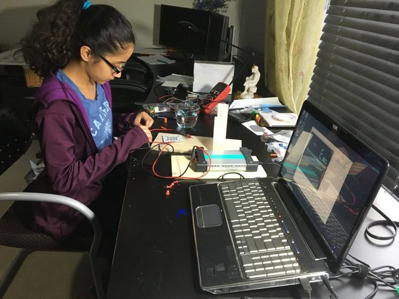 Американська школярка отримала стипендію Google за винахід у медицині