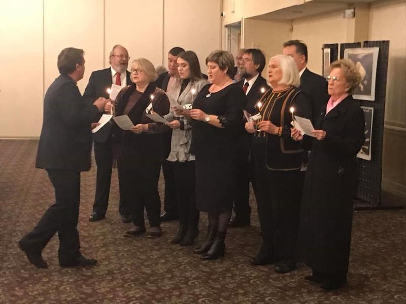 Українське консульство взяло участь у вшануванні пам'яті жертв голодомору