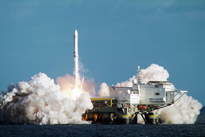 Український науковий центр планує виробляти в США ракетні двигуни