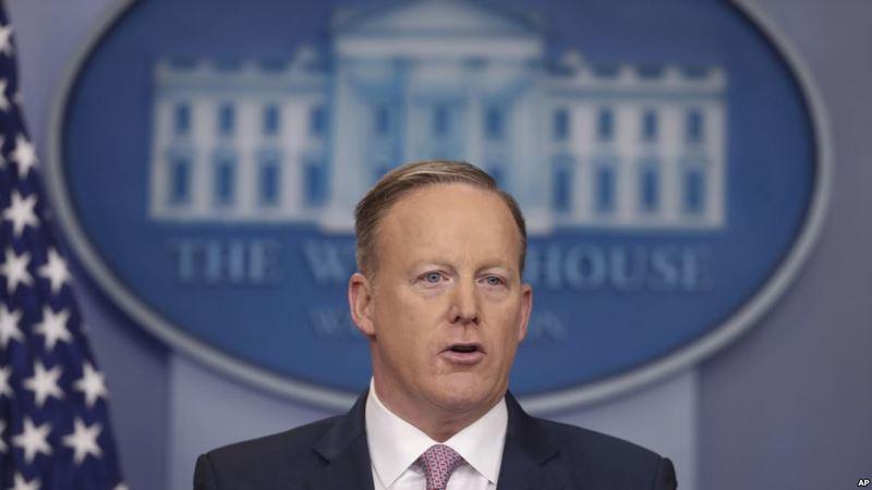 ЗМІ: Речник Білого дому Шон Спайсер іде у відставку