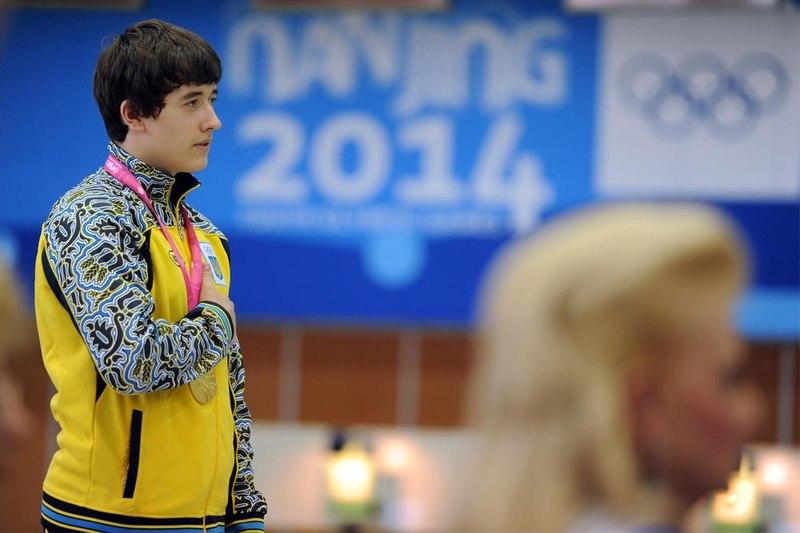 Українець став чемпіоном світу у стрільбі зі швидкісного пістолета