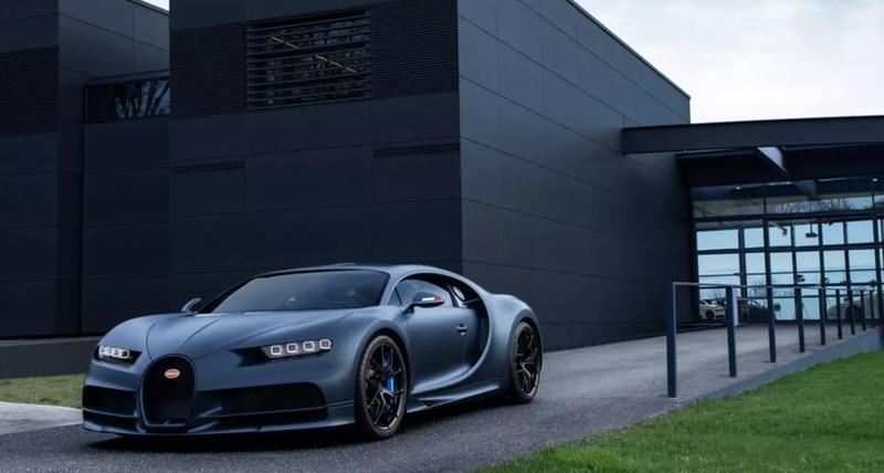 Bugatti представив найдорожчий у світі автомобіль