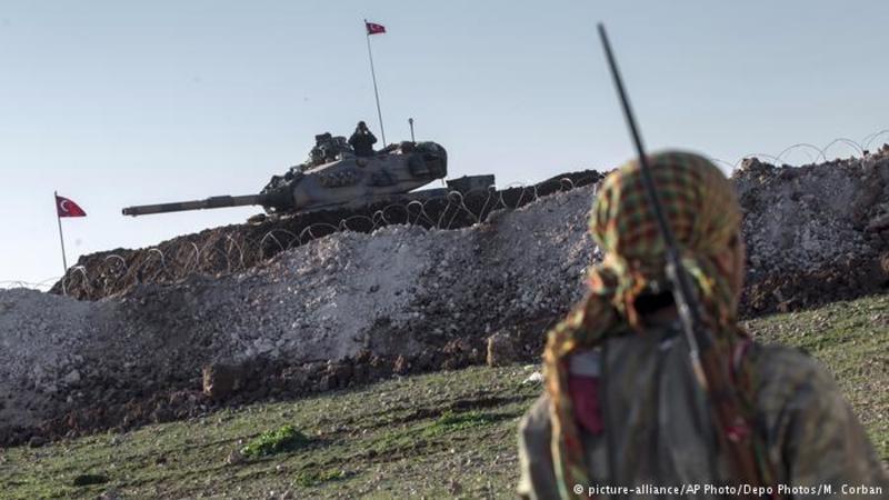 Туреччина має провести операцію вСирії без затримок— міністр