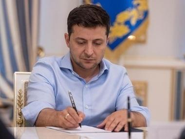 Зеленський нагородив шоумена Притулу орденом