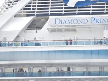Уже 4 українців з лайнера Diamond Princess госпіталізували з коронавірусом