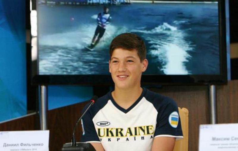 Український студент став чемпіоном світу з водних лиж