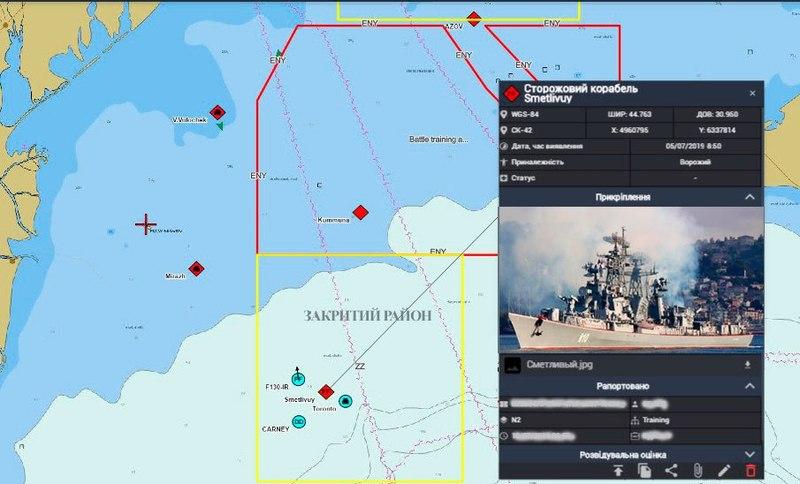 Росія влаштувала чергову провокацію у Чорному морі