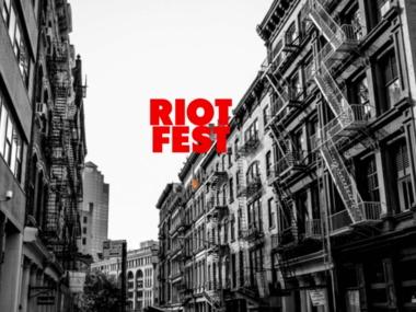 Оприлюднено лайн-ап чиказького щорічного фестивалю панк-року Riot Fest
