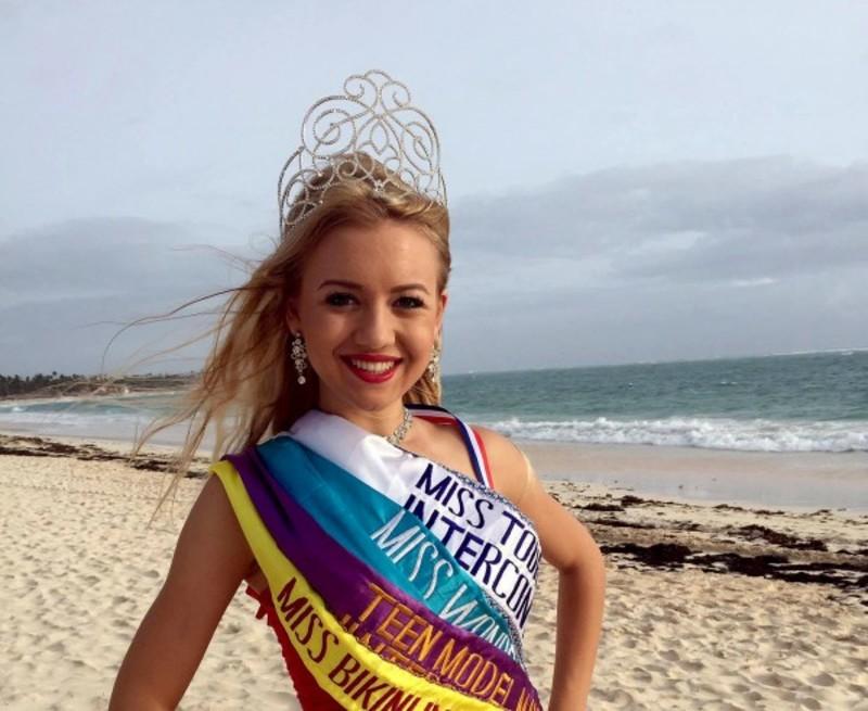 Українка з Торонто стала Miss Tourism Intercontinental