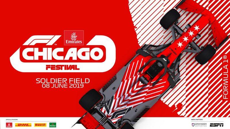 У Чикаго проведуть Фестиваль Формули-1