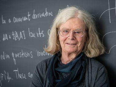 Абелівську премію з математики вперше присудили жінці