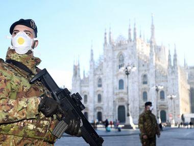 Консульство України в Мілані припиняє роботу через спалах коронавірусу