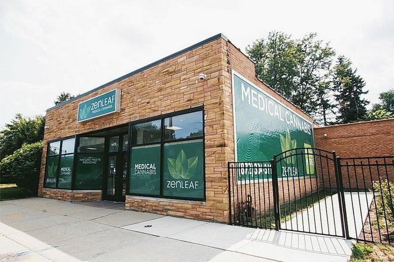У Чикаго продається компанія з виробництва марихуани