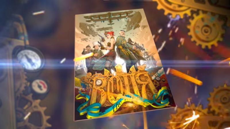 В Україні видали фентезі-комікс про події Української революції