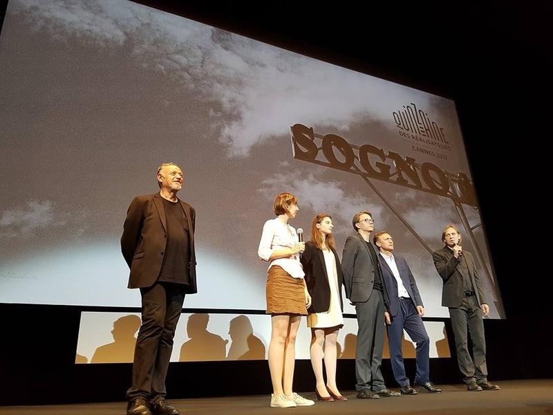 У Каннах прем'єру українського фільму зустріли оваціями