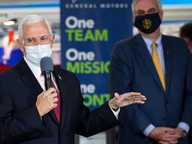 Чи піде віце-президент США на карантин через коронавірус у підлеглого