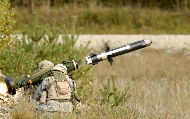 Пентагон непроти передачі протитанкової системи «Джавелін» Україні