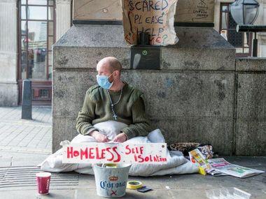 Готель і трішки марихуани: як піклуються про безпритульних в Сан-Франциско
