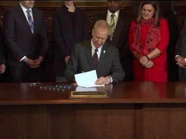 Губернатор Іллінойсу підписав законопроект, спрямований на розширення покриття мережі 5G
