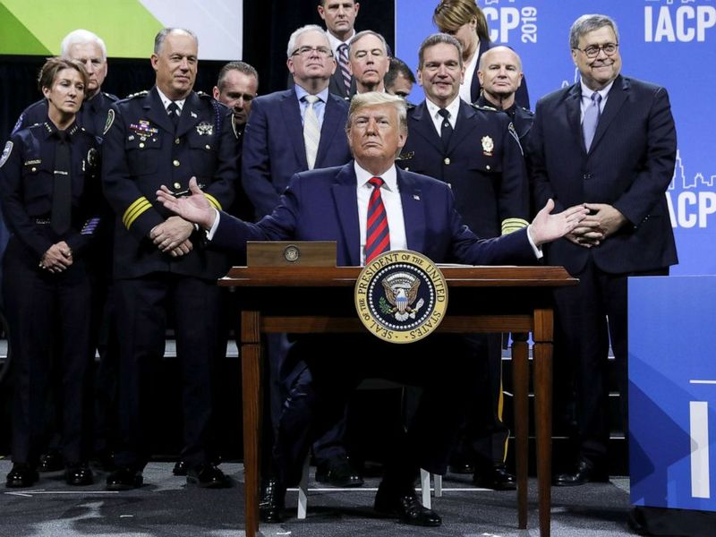 Трамп нищівно розкритикував керівника поліції Чикаго