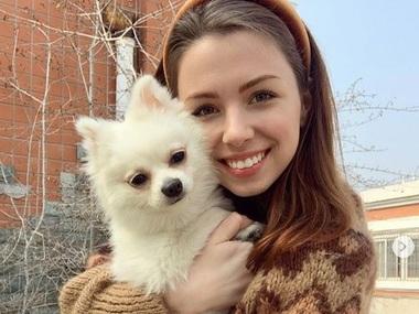 Українка не евакуювалась з Уханя через собаку