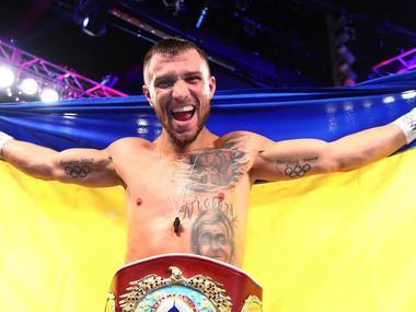 Українець став найкращим боксером 2019 року за версією WBO
