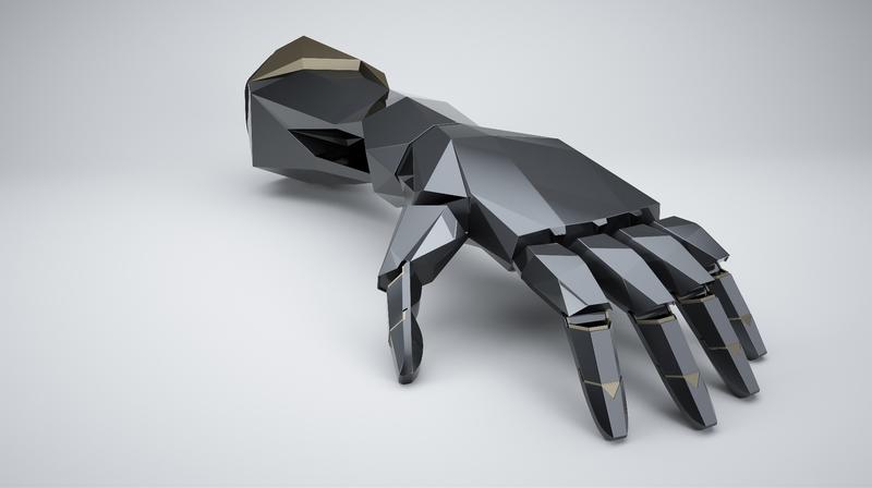 Українські науковці навчилися створювати протези на 3D-принтері