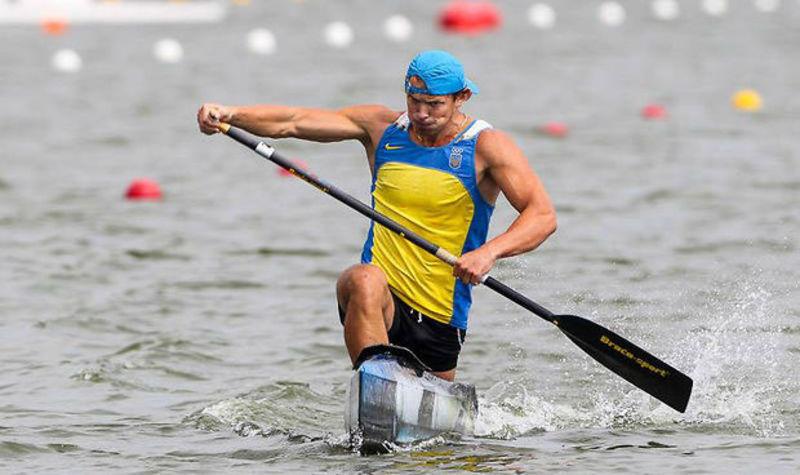 Українці завоювали повний комплект медалей наетапі Кубка світу звеслування