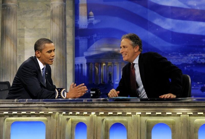 Знаменитий ведучий Джон Стюарт покидає Daily Show