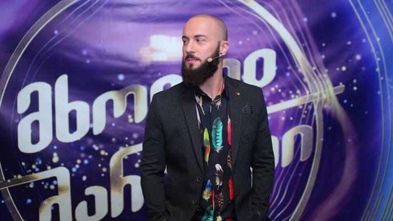 Ведучого грузинського телеканалу, який образив Путіна, відсторонили від роботи