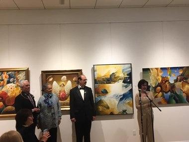 У Чикаго відкрилась виставка українських художників