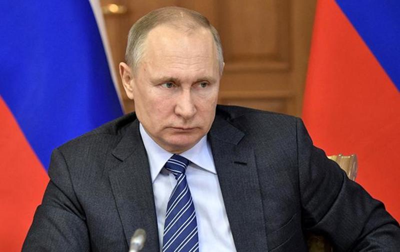 Путін підписав закон про контрсанкції проти США