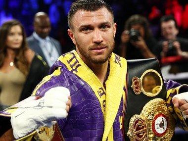 Ломаченко претендує на звання боксер 2019 року за версією WBC