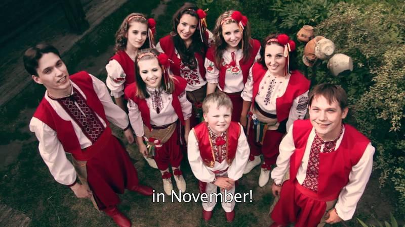 У Лондоні пролунають автентичні українські пісні
