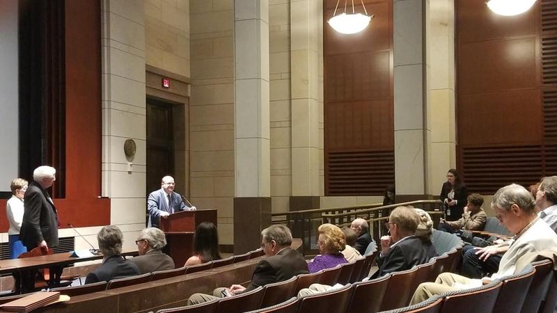 У Капітолії відбувся показ документалки про українську демократію