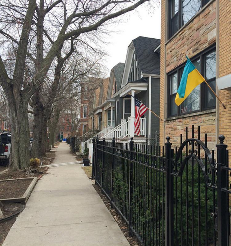 Українська околиця знову ввійшла в ТОП кращих районів Чикаго