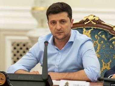 Я не хочу, аби Україна була втягнута у внутрішню американську політику – Зеленський