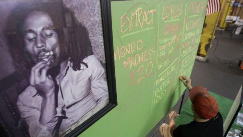 Родина Боба Марлі запускає перший бренд марихуани