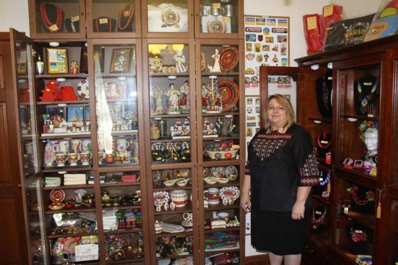 В Австралії з'явилася крамничка українських сувенірів