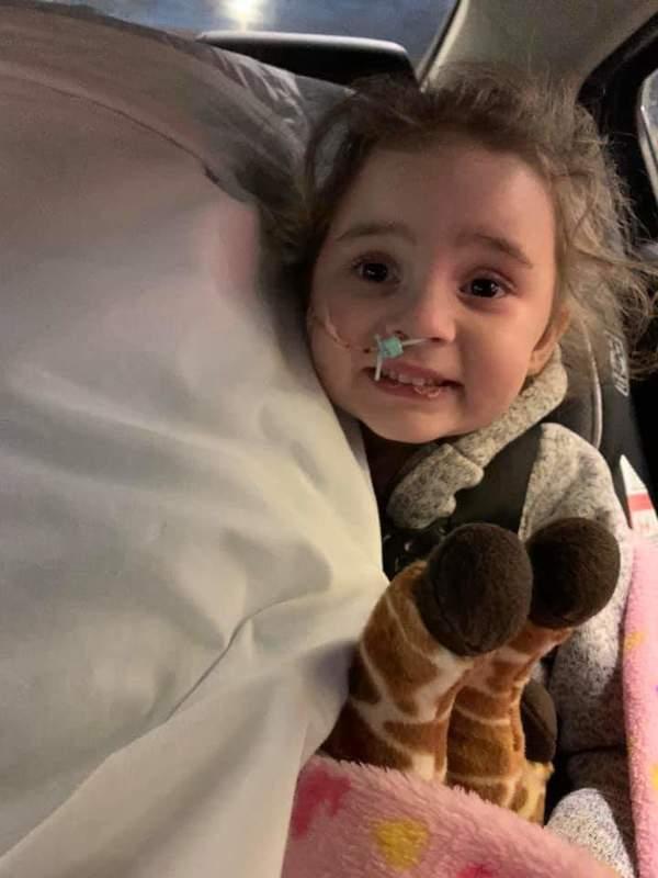 У США 4-річна дівчинка втратила зір через ускладнення грипу