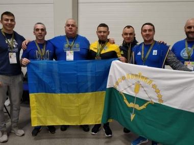 Збірна України традиційно відзначилась перемогами на чемпіонаті Європи з класичного пауеліфтингу