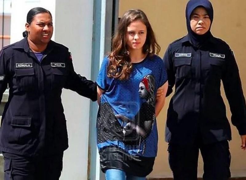У Малайзії виправдали засуджену до довічного ув'язнення українку
