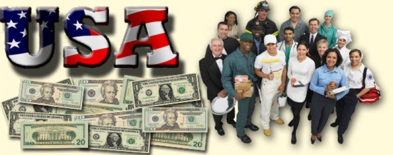 Безробіття у США на найнижчому рівні за останні 9 років