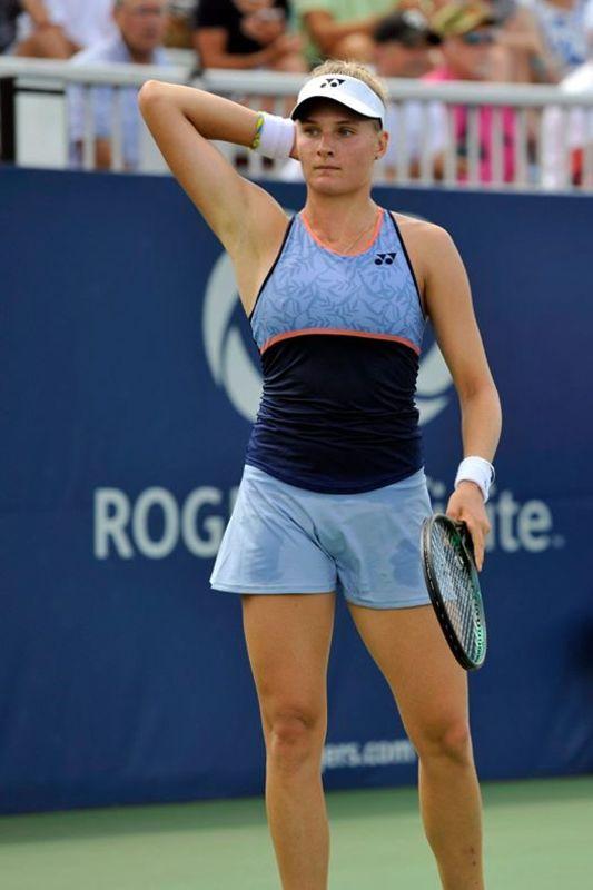Українська тенісистка перемогла колишню першу ракетку світу