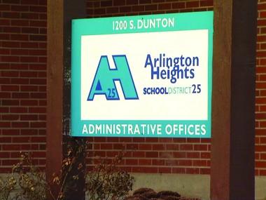Коронавірус  : підозра у шкільному окрузі Arlington Heights